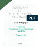 M Dulo Fracciones