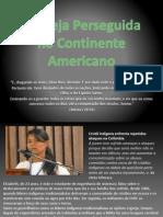 A Igreja Perseguida no Continente Americano - Cópia