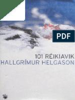 101 Reikiavik - Hallgrimur Helgason