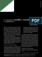 El Conocimiento Cientifico y Tecnologico en La Globalizacion