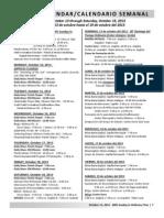 MSLRP Bulletin 10-13-2013 Spanish