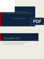 PDLM PowerPoint Presentation