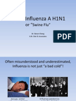Influenza a (H1N1) Slides From Dr