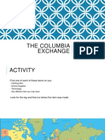 the columbia exchange 1