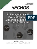 HECHOS 30 Evangelist