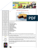 Sticky date cake with caramel sauce.pdf