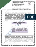 UNIDAD II PROBLEMAS DE RELACIONES CON UNA VARIABLE.docx