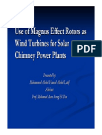 Latif_Mohamed-Use of Magnus Effect Rotors as Wind Turbines for Solar Chimney Power Plants
