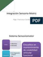 Clase 6 - Integración Sensoriomotor