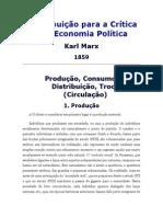 Contribuição para a Crítica da Economia Política