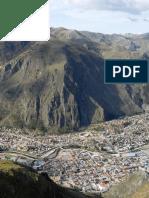 Huancavelica en el tramo del camino Inca Vilcashuamán – Pisco