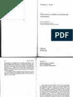 Douglas North - Estructura y cambio en la historia económica (caps. 11 y 14)