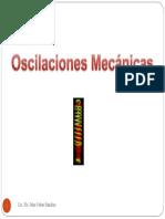 1 Oscilaciones Libres - MAS