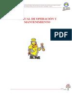 2. MANUAL DE OPERACIÓN Y MANTENIMIENTO