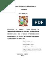 Tesis Del i.s.p. Arequipa