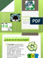 Proceso de Recicladoo