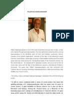 Palam Kalyanasundaram - The Man of TheMillennium
