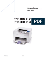 Phaser 3124_3125 Service Manual