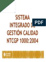 SistemaIntegradoGestionCalidad MECI