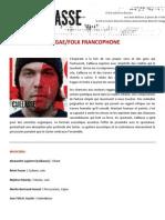 Caillasse - Dossier de Presse