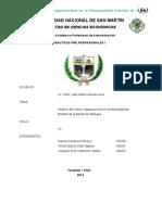CLIMA ORGANIZACIONAL DENTRO DE LA MUNICIPALIDAD DISTRITAL  BANDA DE SHILCAYO- TARAPOTO.doc