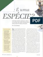 O que +® uma esp+®cie - Scientific American Julho 2008