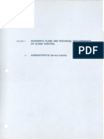 3.1 Administrative Service Facilities Doh Hospital Technical Guidelines 25 Bed