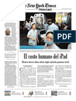 The New York Time en Español - 5/Feb/12