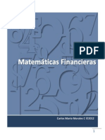 Matematicas Financieras g