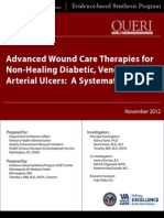 Advanced Wound Care Therapies Ulcer