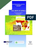 Africa Soil Maps