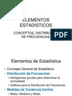 Herramientas estadisticas 2013-2014