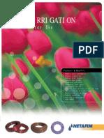 Drip Irrigation Brochure