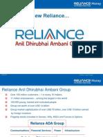 Reliance Money Gold Presentation