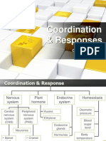 C3 Coordination and Response
