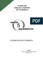 Unidad 5 del manual de tuberias (AISLAMIENTOS).pdf