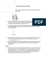 Phy QP 4 Prescreening