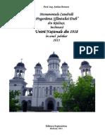 Monografia Catedralei Pogorârea Duhului Sfânt din Rădăuţi