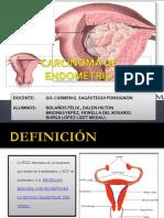 CA Endometrio