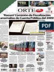 Periódico Norte de Ciudad Juárez 12 de Octubre de 2013