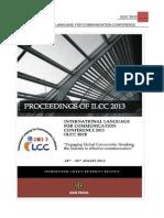 ILCC 2013 Full Proceeding