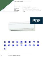 Ftx-g Technical Data