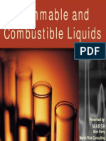 Flammable and Combustible Liquid