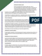 TEORÍA DEL PROCESO DE LA INFORMACIÓN ROBERT GAGNÉ