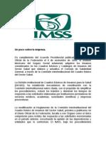 Contabilidad IMSS