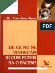 Caroline Myss - 6De Ce Nu Ne Vindecam