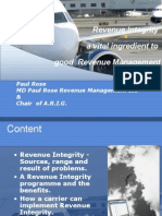 Revenue Integrity