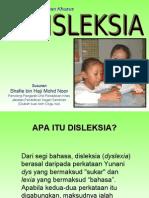 Disleksia, NS