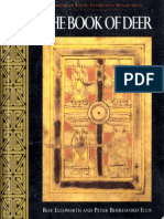 The Book of Deer - Library of Illuminated Celtic Manuscripts