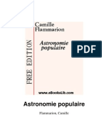 Flammarion Astronomie Populaire